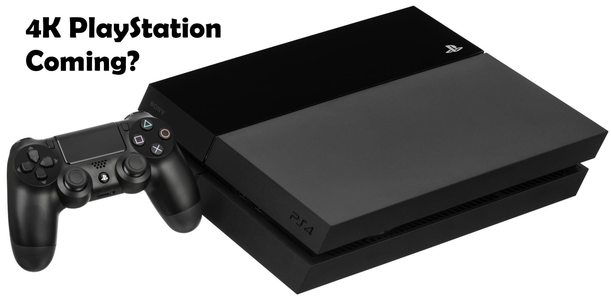 Sony PlayStation 4K