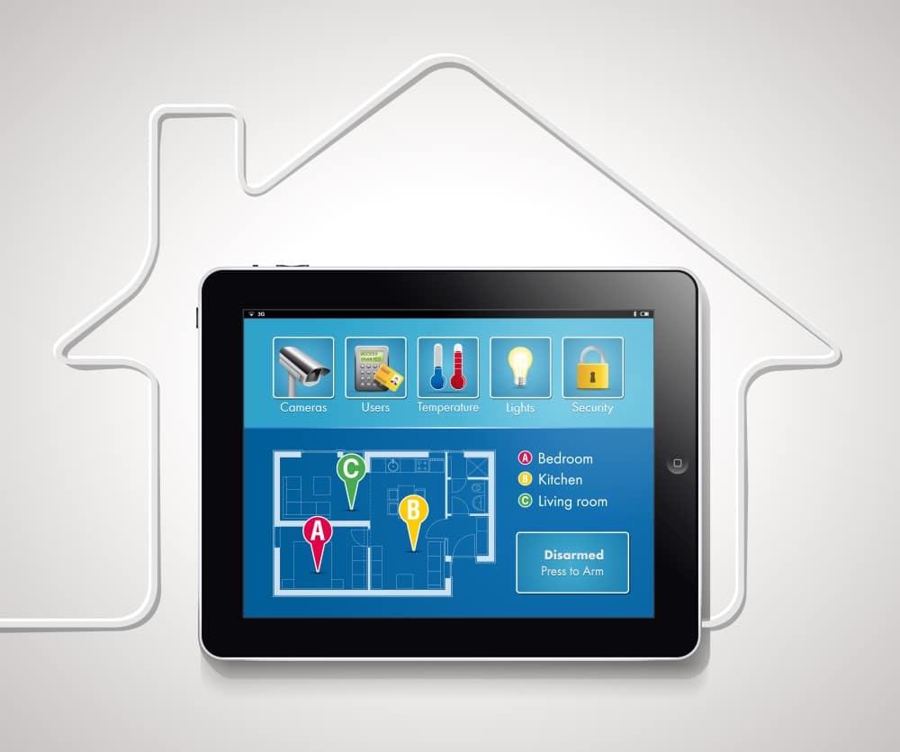 Control smart house