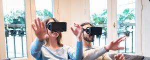 VR TV With Your Family