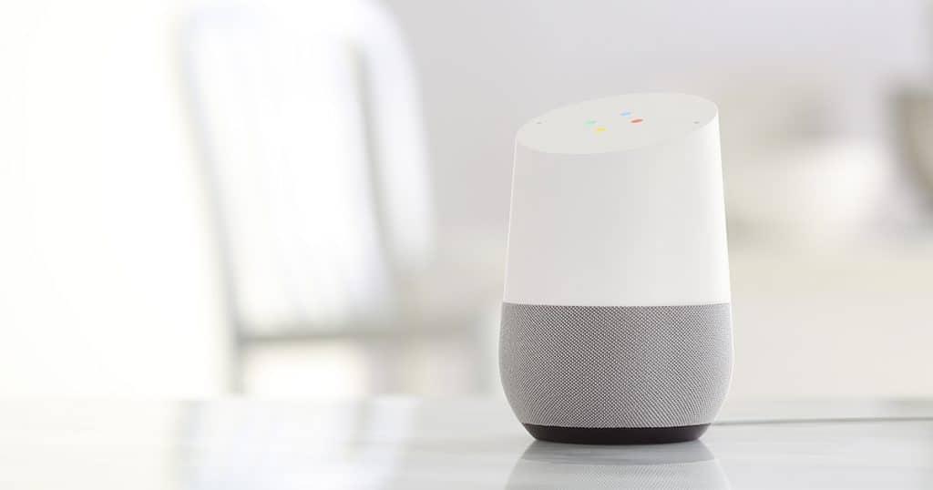 Google Home Gadget