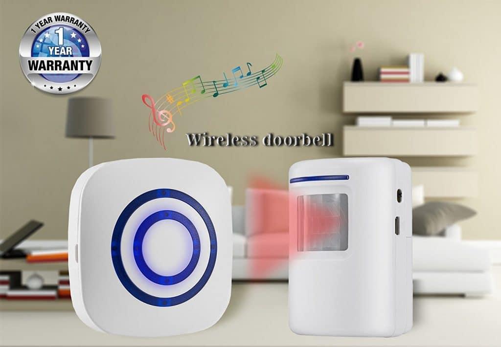 Infrared Motion Sensor Alarm