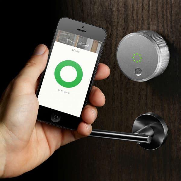 Smart locks from August