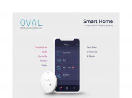 oval smart home